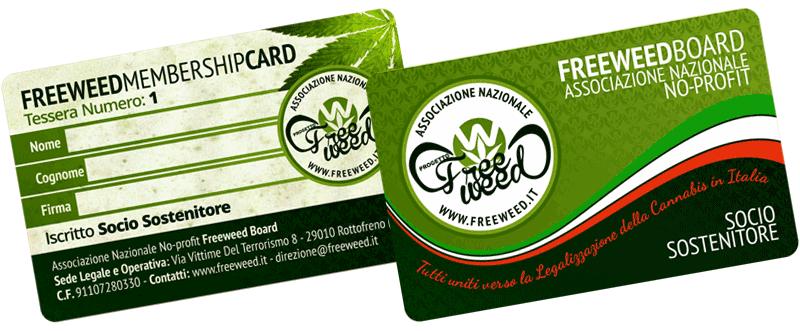 freeweed-tessera-socio-sostenitore