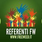 Mappa FreeWeed – Attivismo sul Territorio