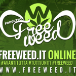 Freeweed.it riapre! #AvantiTutta #TuttiUniti #FreeWeed
