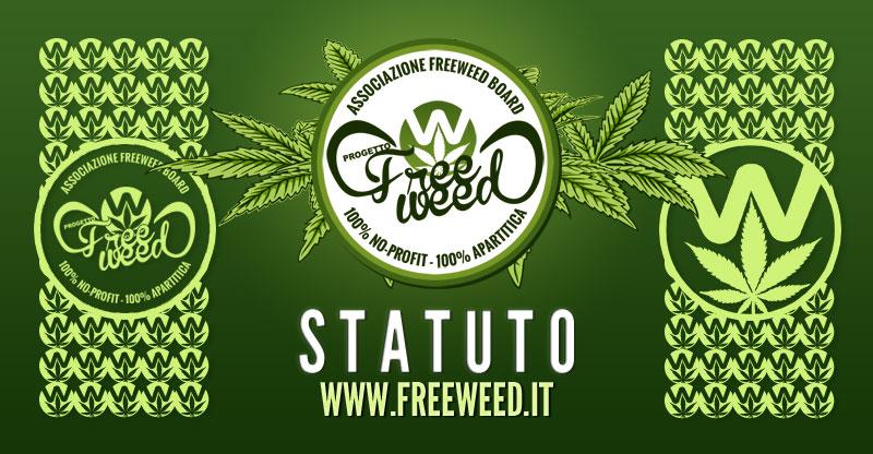 Statuto Associazione FreeWeed Board
