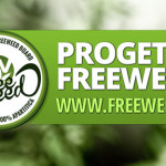 Nuovo banner Progetto FreeWeed per scambio link