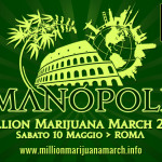 Million Marijuana March 2014 Roma Sabato 10 Maggio