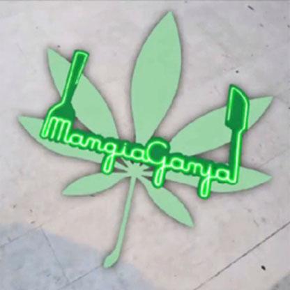 Mangia Ganja - Il format italiano dedicato alla Canapa in cucina