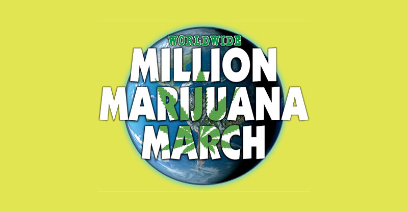 Million Marijuana March Italia
