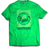 Tshirt Ufficiale Progetto FreeWeed (Green)