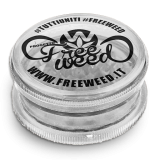 Tobacco Grinder Progetto FreeWeed - Trasparente