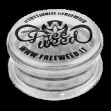 Tobacco Grinder Progetto FreeWeed - Trasparente
