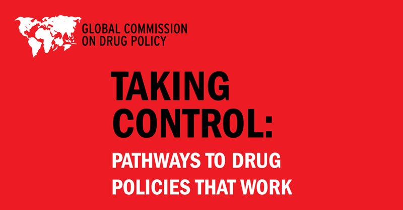 Global Commission on Drug Policy - Report 2014