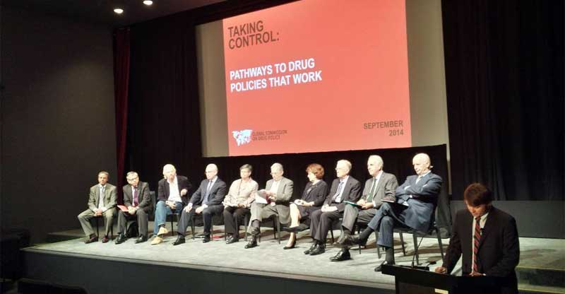 Global Commission on Drug Policy - 9 settembre 2014, New York
