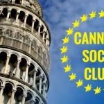 A Pisa nasce il Cannabis Social Club: una Associazione No-Profit di pazienti