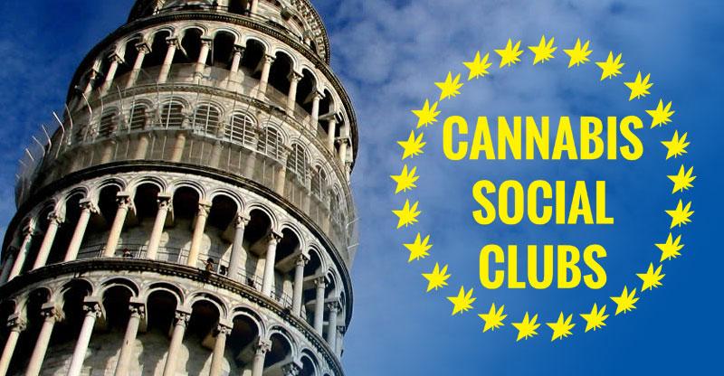 Cannabis Social Club Pisa