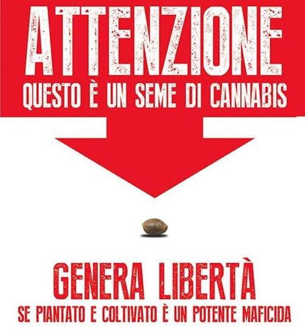 """Campagna """"Semi di Libertà"""" - Pigneto, Roma, Sabato 7 Marzo 2015"""