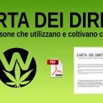 Carta dei Diritti delle Persone che Utilizzano e Coltivano Cannabis
