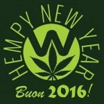 Messaggio di Buon Anno, a tutti gli Attivisti per la Cannabis!