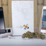 MyDX: l'analizzatore portatile del profilo della Cannabis