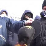 In Ucraina i Nazionalisti aggrediscono un corteo di sostenitori della legalizzazione della cannabis