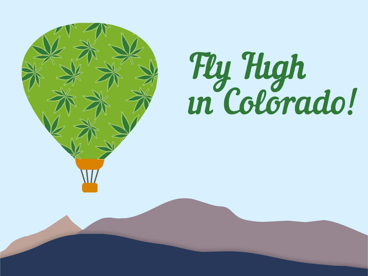 Colorado: tutti i vantaggi di un'industria legale liberalizzata