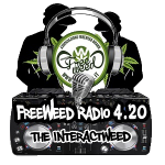 FreeWeed Radio 4.20 – The Official Cannabis Web Radio