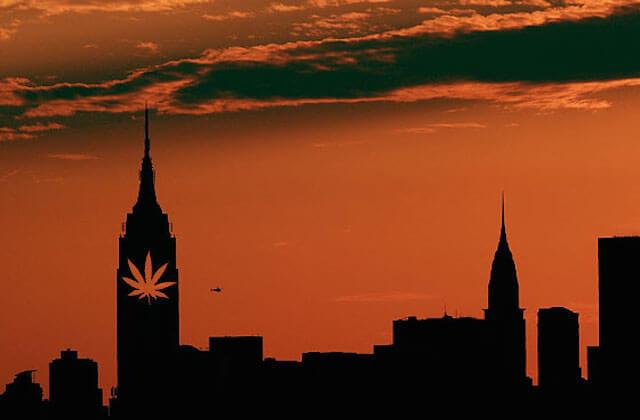 A New York si propone la regolamentazione totale della Cannabis