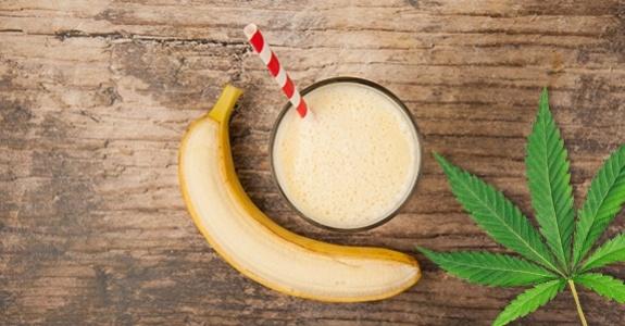Ricetta: MilkShake alla Cannabis