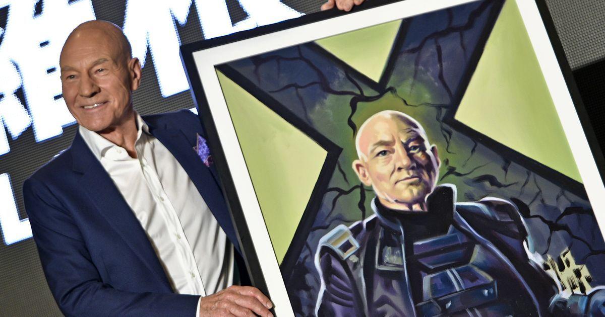 Patrick Stewart, il professor Xavier di X-Men, supporta (ed usa) cannabis come terapia per l'artrite
