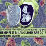 FreeWeed @ 4.20 HempFest – Milano, 20 aprile 2017