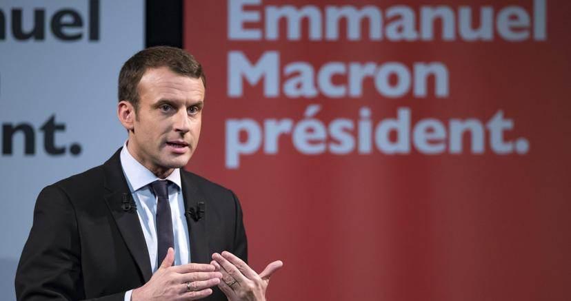 """La posizione del Candidato Presidente Francese Macron sulla Cannabis: """"depenalizzazione, non legalizzazione"""""""