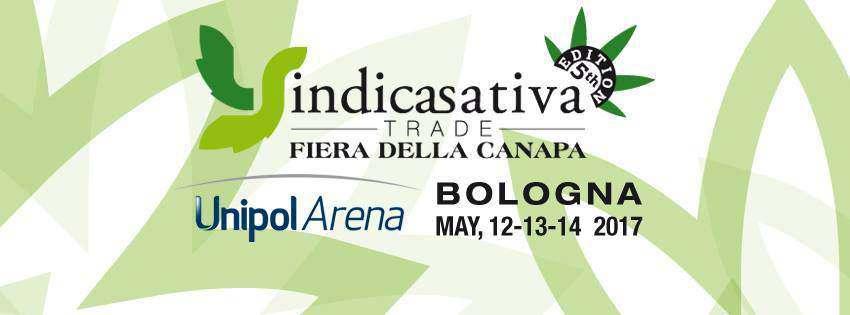 FreeWeed @ IndicaSativa Trade 2017 – Bologna – Unipol Arena