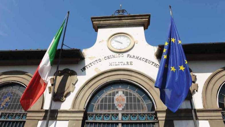 """Il Resoconto del primo """"Open Day"""" all'Istituto Farmaceutico Militare di Firenze"""