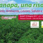 """FreeWeed @ """"La Canapa come Risorsa"""", lunedi 19 giugno 2017, Genova"""