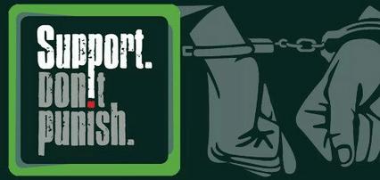 Associazione FreeWeed Sostiene e presenta la Campagna: SUPPORT, DON'T PUNISH!