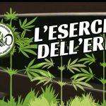 L'Esercito dell'Erba: La Parodia dell'Associazione FreeWeed sulla situazione attuale della Cannabis in Italia