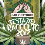 Sabato 7 ottobre 2017 Festa del Raccolto al Leoncavallo
