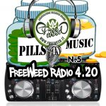 Pills in Music 10 – FreeWeed Radio 4.20