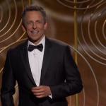 """Il Presentatore dei Golden Globes: """"La Cannabis è finalmente legale, le molestie non lo sono più"""""""