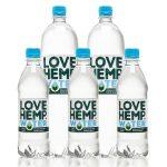 Regno Unito: in commercio la prima marca di Acqua con CBD