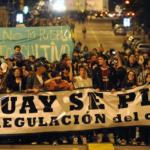 Uruguay: da quando la Cannabis è stata legalizzata i crimini legati alle sostanze sono diminuiti del 20%