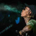 Wiz Khalifa a Lollapalooza in Brasile si fa portavoce della Libertà per la Cannabis