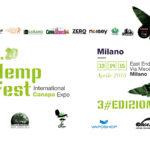 FreeWeed @ 4.20 Hemp Fest – Milano 2018 – 13, 14, 15 aprile
