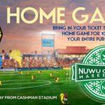 La squadra di calcio di Las Vegas sarà sponsorizzata dal più grande dispensario del mondo