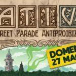 FreeWeed @ Sativa Varese 2018 – Manifestazione Antiproibizionista