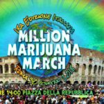 Million Marijuana March 2018: Manifestazione Nazionale per la Cannabis Libera – Sabato 30 giugno