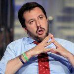 """Il Ministro dell'Interno Matteo Salvini: """"Non distinguo tra droghe pesanti e droghe leggere"""""""