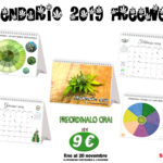 Calendario 2019 FreeWeed – Preordine fino al 20 novembre 2018